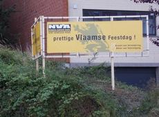 11 juli 2016 - Prettige Vlaamse feestdag